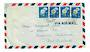 JAPAN 1969 Airmail cover to New Zealand. - 32429 - PostalHist