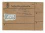 THAILAND Registered Letter Internal. Unusual. - 32455 - PostalHist