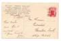 NEW ZEALAND Postmark Dunedin WINGATUI. A Class cancel on Postcard. Full strike. - 32699 - Postmark