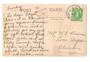 NEW ZEALAND Postmark Dunedin DUNEDIN NORTH. B Class cancel on Postcard. Full strike. - 33233 - Postmark