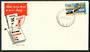 NEW ZEALAND 1964 Road Safety on illustrated first day cover. - 35074 - FDC