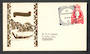 NEW ZEALAND 1967 New Zealand National Stamp Exhibition Whakatane. Special Postmark on cover. - 35313 - PostalHist