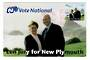 NEW ZEALAND 1999 Petes Post Vote National Len Jury for New Plymouth. - 35873 - PostalHist