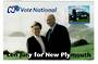 NEW ZEALAND 1999 Petes Post Vote National Len Jury for New Plymouth. - 35874 - PostalHist