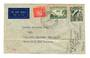 AUSTRALIA 1938 Airmail Letter to New Guinea. Vendor paid $20. - 37457 - PostalHist