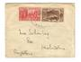 FRENCH INDIAN SETTLEMENTS 1938 Letter from Karikai to England. - 37510 - PostalHist