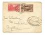 FRENCH INDIAN SETTLEMENTS 1938 Letter from Pondicherry to England. - 37511 - PostalHist