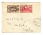FRENCH INDIAN SETTLEMENTS 1939 Letter from Pondicherry to England. - 37513 - PostalHist