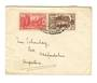 FRENCH INDIAN SETTLEMENTS 1938 Letter from Pondicherry to England. - 37514 - PostalHist