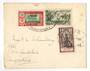 FRENCH INDIAN SETTLEMENTS 1938 Letter from Pondicherry to England. - 37522 - PostalHist