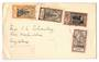 FRENCH INDIAN SETTLEMENTS 1938 Letter from Pondicherry to England. - 37532 - PostalHist