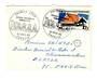 FRENCH POLYNESIA 1969 Letter from Papeete to France. First day 22/12/1969. - 37547 - PostalHist