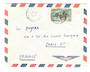 FRENCH POLYNESIA 1968 Airmail Letter to France. - 37548 - PostalHist