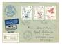 FRENCH POLYNESIA 1989 Airmail Letter from Papeete to France. From Centre Philatelique. - 37550 - PostalHist