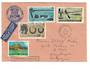 FRENCH POLYNESIA 1988 Airmail Letter from Papeete to France. From Centre Philatelique. - 37552 - PostalHist