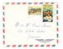 FRENCH POLYNESIA 1967 Airmail Letter from Papeete to France. - 37554 - PostalHist