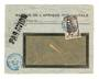 FRENCH WEST AFRICA 1952 Window envelope from Conakry French Guinea. - 37567 - PostalHist