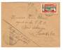 GABON 1935 Letter from Port-Gentil to Lamkita. - 37592 - PostalHist