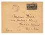 FRENCH EQUATORIAL AFRICA 1937 Letter from Lambarene to France. - 37593 - PostalHist