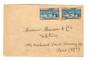 GUADELOUPE 1939 Letter to Paris. - 37604 - PostalHist
