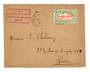 GUADELOUPE 1930 Letter to Paris. - 37606 - PostalHist