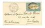 GUADELOUPE 1934 Letter to Toulouse. - 37607 - PostalHist