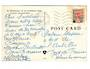 GUADELOUPE 1960 Postcard to France. - 37608 - PostalHist