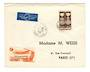 GUADELOUPE 1952 Airmail Letter from Pointe a Pitre to Paris. - 37612 - PostalHist