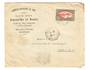 GUADELOUPE 1931 Letter from Pointe a Pitre to Paris. - 37619 - PostalHist