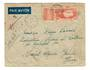 IVORY COAST 1939 Airmail Letter from Sassanora to France. - 37628 - PostalHist