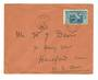 IVORY COAST 1934 Letter to USA. - 37639 - PostalHist