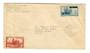 IVORY COAST 1937 Letter from Ouagadougou to USA. - 37642 - PostalHist