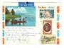 FRENCH POLYNESIA 1970 Airmail Letter to Switzerland. - 37652 - PostalHist