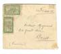 MADAGASCAR 1910 Letter from Tananarive to France. - 37666 - PostalHist