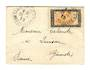 MADAGASCAR 1929 Letter from Tananarive to France. - 37675 - PostalHist