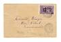 MADAGASCAR 1944 Letter from Amboridra to Tananarive. - 37679 - PostalHist