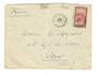 MADAGASCAR 1920 Airmail etter from Farangana to France. - 37686 - PostalHist