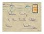 MADAGASCAR 1928 Letter from Tananarive to Seine France via Marseille. - 37692 - PostalHist