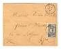 FRENCH MOROCCO 1919 Letter from Sale to Lyon. - 37714 - PostalHist