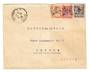 FRENCH MOROCCO 1922 Letter from Casablanca to Geneva. - 37727 - PostalHist
