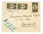 FRENCH MOROCCO 1932 Airmail Letter from Chichaoua to Marseille. - 37731 - PostalHist