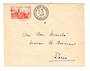 FRENCH MOROCCO 1949 Letter from Welkelaa des Srarhka to Paris. - 37736 - PostalHist