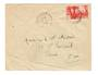 FRENCH MOROCCO 1948 Letter from Berrechid to Paris. - 37741 - PostalHist