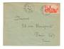FRENCH MOROCCO 1949 Letter from Fkih Bensalah to Paris. - 37742 - PostalHist