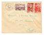 FRENCH MOROCCO 1949 Letter from Temara to Paris. - 37743 - PostalHist
