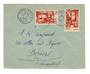 FRENCH MOROCCO 1948 Letter from Khouribga to France. - 37745 - PostalHist