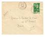 FRENCH MOROCCO 1948 Letter from Kemisset to Paris. - 37747 - PostalHist