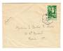 FRENCH MOROCCO 1948 Letter to Paris. - 37748 - PostalHist