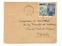 FRENCH MOROCCO 1947 Letter from Figuid to Paris. - 37755 - PostalHist