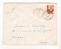 FRENCH MOROCCO 1952 Airmail Letter from Foucauld to France. - 37758 - PostalHist